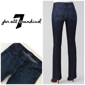 7 For All Mankind High Waisted Bootcut👖